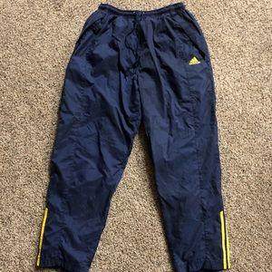 Adidas Track pants size Large